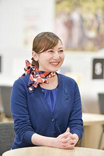 奥山 千佳さん